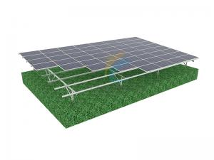 Landscape Aluminium Ground Mounting System