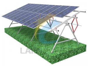 Tilt Adustable Solar Ground Mounting