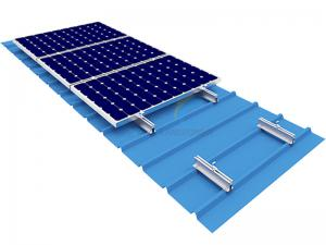 Mini Rail Roof Solar Mounting